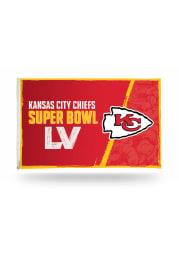 Kansas City Chiefs Super Bowl LV Bound Banner