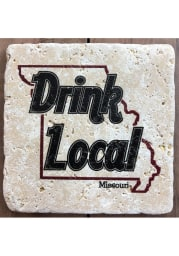 Missouri Drink Local 4x4 Coaster