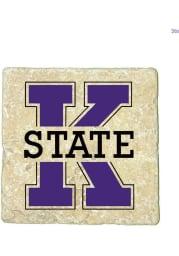 K-State Wildcats 1975 Logo 414 Coaster