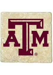 Texas A&M Aggies Logo 4x4 Coaster