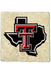 Texas Tech Red Raiders State of Texas 4x4 Coaster