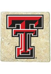 Texas Tech Red Raiders Logo 4x4 Coaster