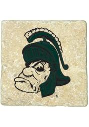Michigan State Spartans Vault 4x4 Coaster