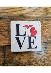 Michigan Love 4x4 Coaster