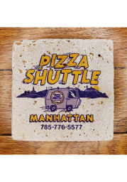 Kansas Pizza Shuttle Manhattan Coaster