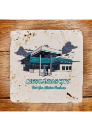 Kansas City Joe's BBQ Coaster