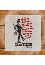 Kansas City Gates BBQ Coaster