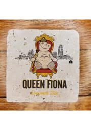 Cincinnati Queen Fiona on Throne Coaster