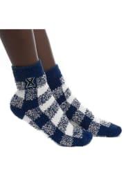 Xavier Musketeers Buffalo Youth Quarter Socks