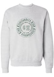 Cleveland Ash Clevelanders Club Long Sleeve Crew Sweatshirt