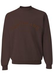 Cleveland Brown EST 1796 Long Sleeve Crew Sweatshirt