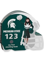Michigan State Spartans My First 123 Counting Children's Book