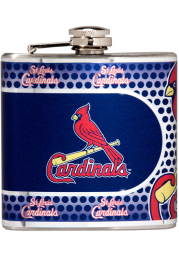St Louis Cardinals 6oz Stainless Steel Flask