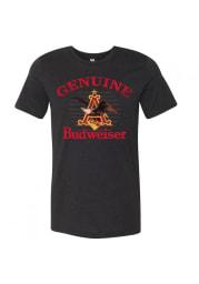 St Louis Grey Eagle Logo Short Sleeve Fashion T Shirt