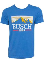 St Louis Blue Logo Short Sleeve Fashion T Shirt