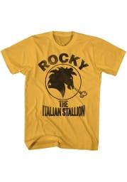 Philadelphia Gold Italian Stallion Short Sleeve T Shirt