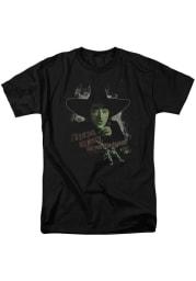 Wizard of Oz Womens Black Ill Get You My Pretty Short Sleeve T-Shirt