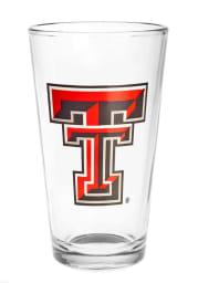 Texas Tech Red Raiders 16oz Primary Logo Pint Glass
