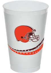 Cleveland Browns Jersey Collection 20oz Frost-Flex Disposable Cups