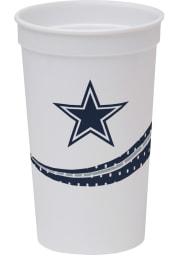 Dallas Cowboys Jersey Collection 22oz Stadium Disposable Cups