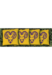 West Chester Golden Rams All-Weather Cornhole Bags Tailgate Game