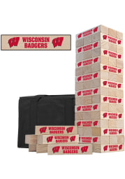 Wisconsin Badgers Tumble Tower Tailgate Game