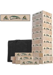Wright State Raiders Tumble Tower Tailgate Game