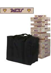 West Chester Golden Rams Giant Tumble Tower Tailgate Game