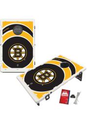 Boston Bruins Baggo Bean Bag Toss Tailgate Game