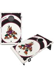 Arizona Coyotes Baggo Bean Bag Toss Tailgate Game