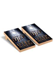 UTEP Miners Museum Regulation Cornhole Tailgate Game