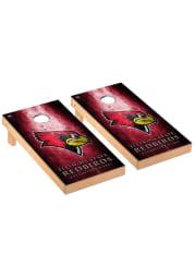 Illinois State Redbirds Museum Regulation Cornhole Tailgate Game