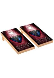 DePaul Blue Demons Museum Regulation Cornhole Tailgate Game