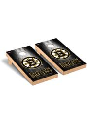 Boston Bruins Museum Regulation Cornhole Tailgate Game