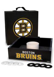Boston Bruins Washer Toss Tailgate Game