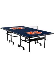 Auburn Tigers Regulation Table Tennis