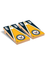 Navy Regulation Cornhole Tailgate Game