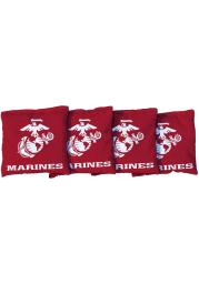 Marine Corps Corn Filled Cornhole Bags Tailgate Game