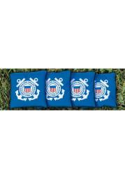 Coast Guard Corn Filled Cornhole Bags Tailgate Game