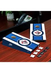 Winnipeg Jets Desktop Cornhole Desk Accessory