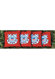 Coast Guard All Weather Cornhole Bags Tailgate Game