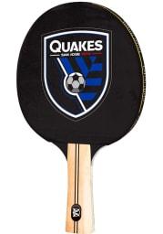 San Jose Earthquakes Paddle Table Tennis