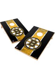 Boston Bruins Vintage 2x3 Cornhole Tailgate Game