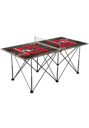 Boston Terriers Pop Up Table Tennis