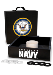 Navy Washer Toss Tailgate Game