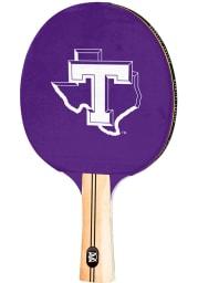 Tarleton State Texans Logo Paddle Table Tennis