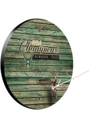 Milwaukee Bucks 2021 NBA Finals Champions Hook and Ring Full Print Tailgate Game