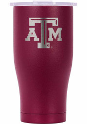 Texas A&M Aggies ORCA Chaser 27oz Etch Stainless Steel Tumbler - Maroon