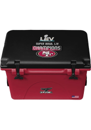 San Francisco 49ers Super Bowl LIV Champs 40qt Cooler