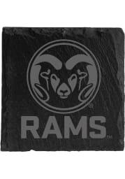 Colorado State Rams Slate Coaster